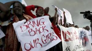nigeria, protesta contro boko haram