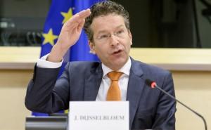 Jeroen Dijsselbloem - European Union 2016 - Source : EP