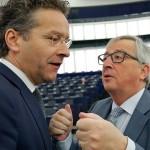 Dijsselbloem Juncker
