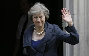 May, , governo, regina, Brexit, Dub