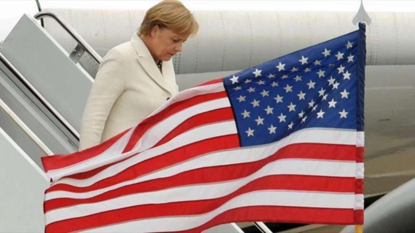Merkel-USA