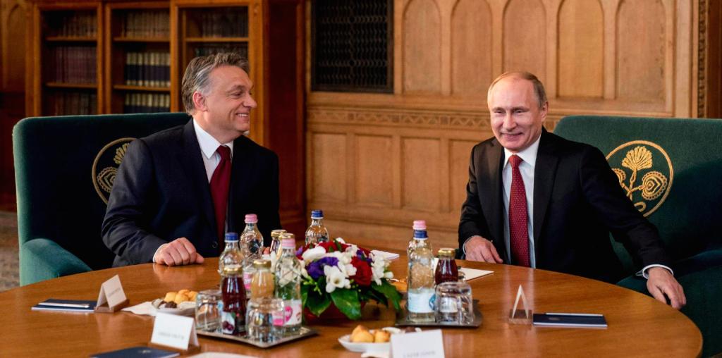 Trump, usa2016, Putin, Orban