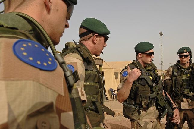 esercito Ue