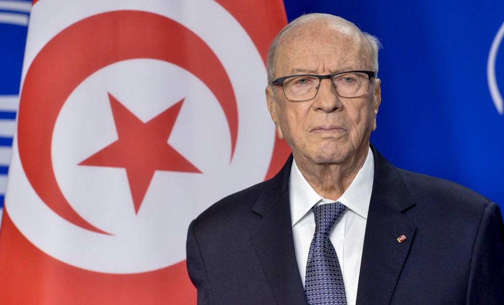 Beji Caid Essebsi - © European Union 2016 - Source : EP