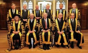 Brexit, Corte Suprema,