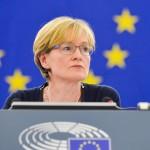 La prima vicepresidente Mairead-McGuinnes - © European Union 2016 - Source : EP