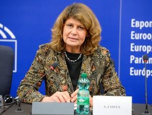 Silvia Costa - © European Union 2016 - Source : EP