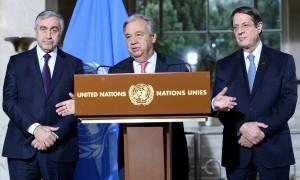 Cipro, negoziati, Ginevra