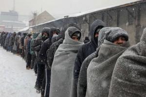 rifugiati neve balcani