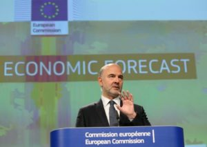 previsioni, inverno, commissione europea, Usa, Trump, Brexit