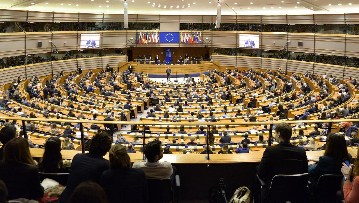 Il parlamento europeo dei cittadini eunews for Parlamento in diretta
