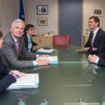 Brexit, negoziato, Barnier, davis