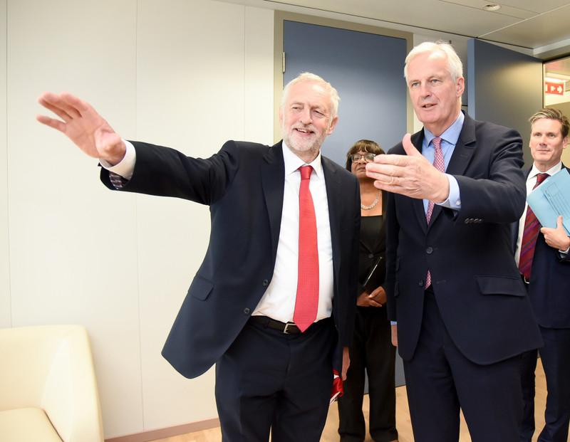 Brexit, negoziati, Labour