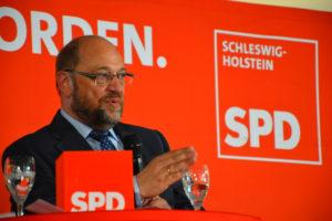 Martin Schulz il candidato cancelliere di Spd