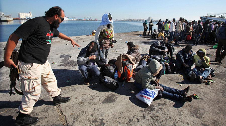 Libia, migranti, Italia, diritti umani