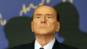 Silvio Berlusconi, Strasburgo, Severino