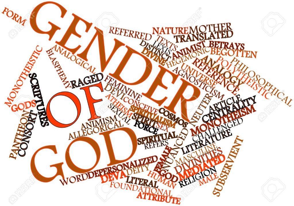 dio uomo donna neutro genere