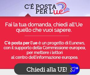 C'è posta per l'Ue