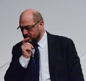 Martin Schulz, Leader di Spd