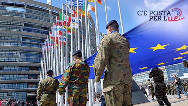 Quali tempi per un esercito europeo?