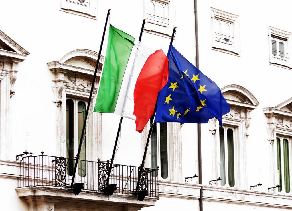Italia Europa politica estera elezioni