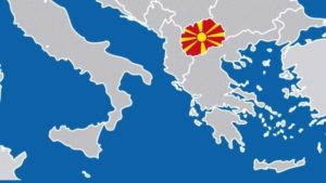 Macedonia, nome, Nord